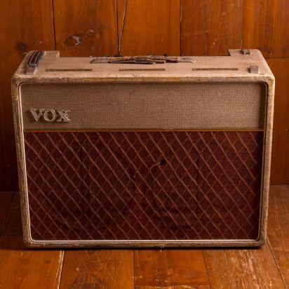 VOX AC-30 JMI   1961  Tan/Fawn tolex 30 watt