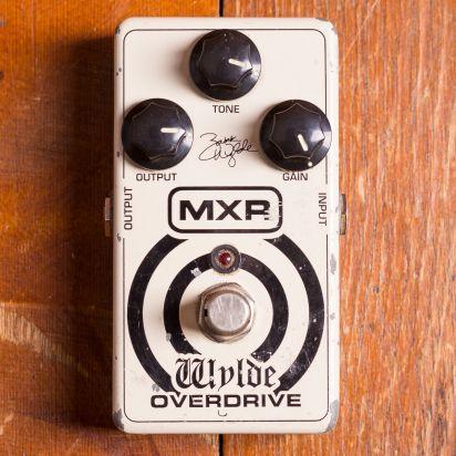MXR ZW44 Wylde Overdrive