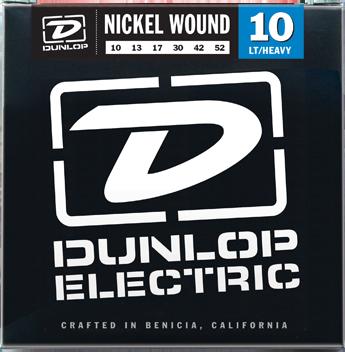 Dunlop DEN1052 snarenset voor elektrische gitaar