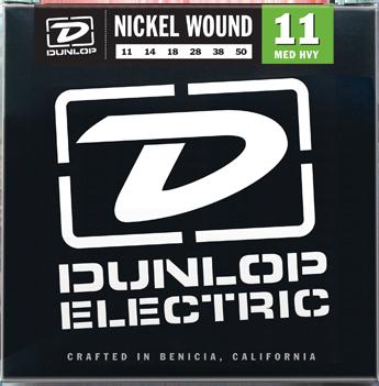 Dunlop DEN1150 snarenset voor elektrische gitaar