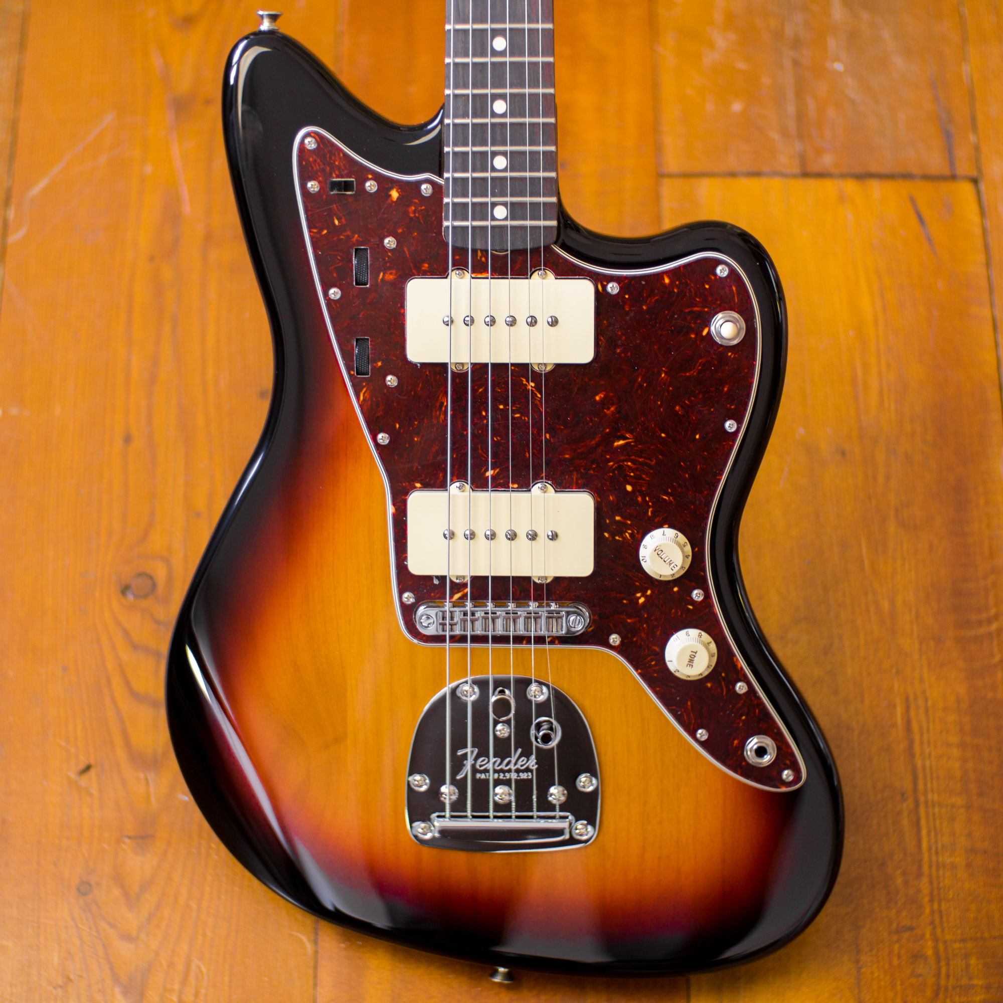 Fender Classic Player Jazzmaster Special 3-Color Sunburst RW