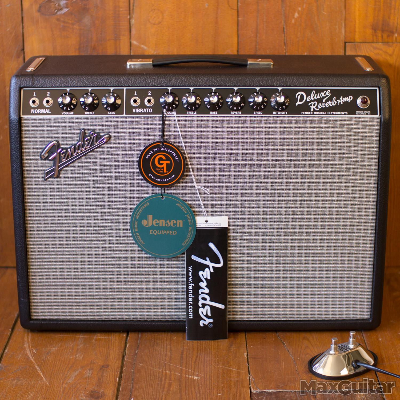 Fender'65 Deluxe Reverb 230V