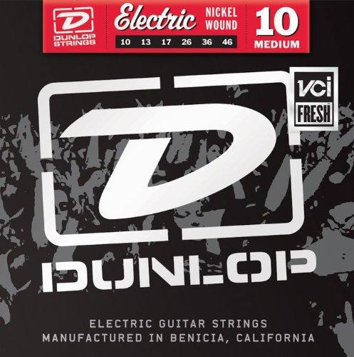 Dunlop DEN1046 snarenset voor elektrische gitaar