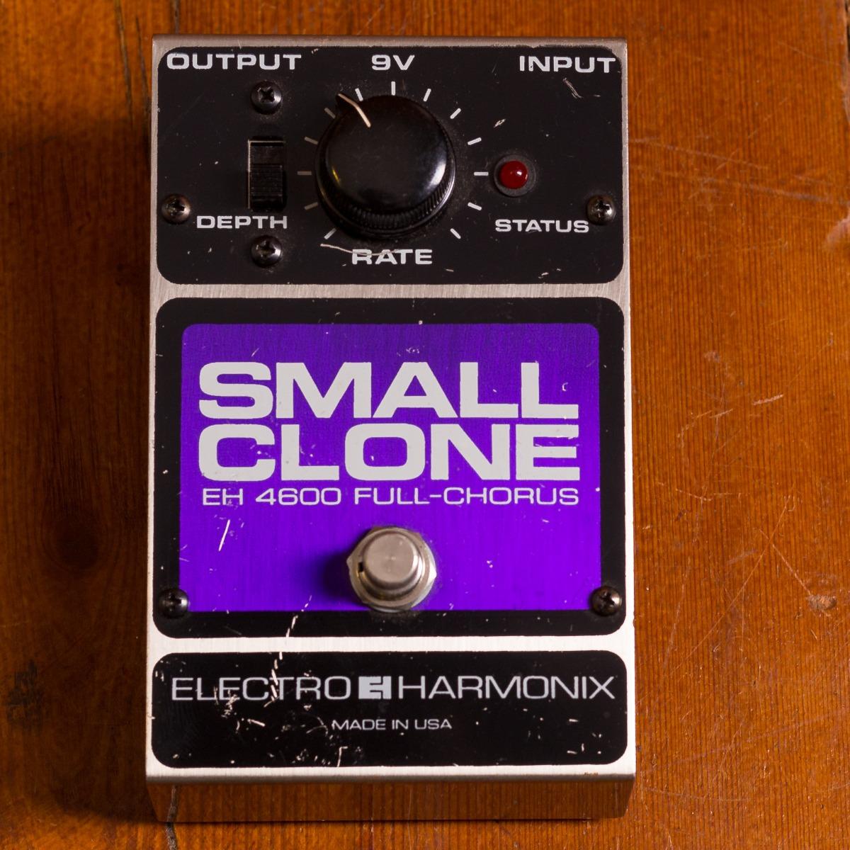 Electro Harmonix Vintage Small Clone EH4600 sfull Chorus