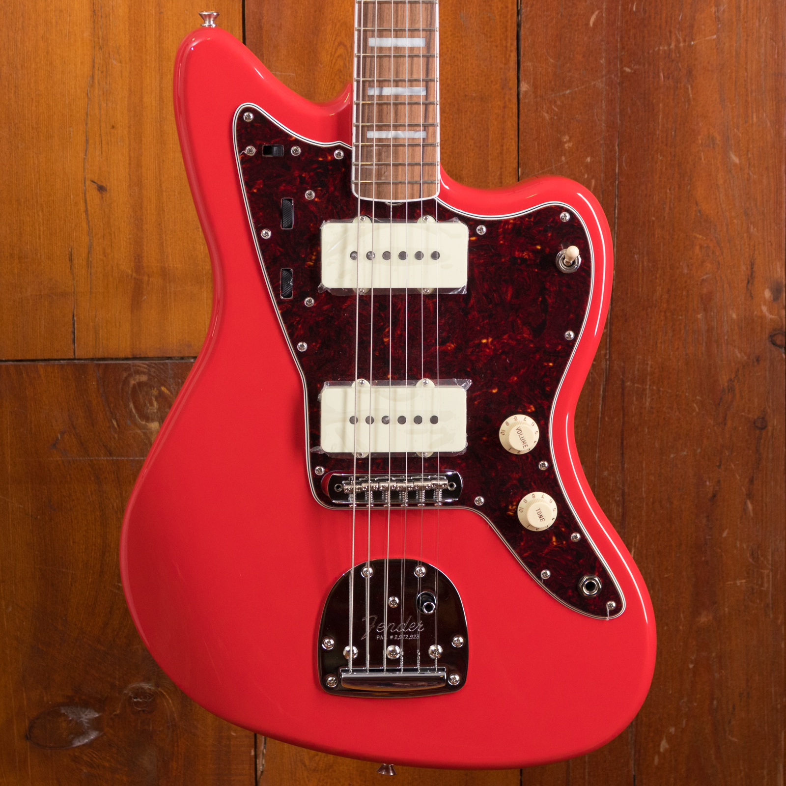 Fender 60th Anniversary Classic Jazzmaster PF Fiesta Red