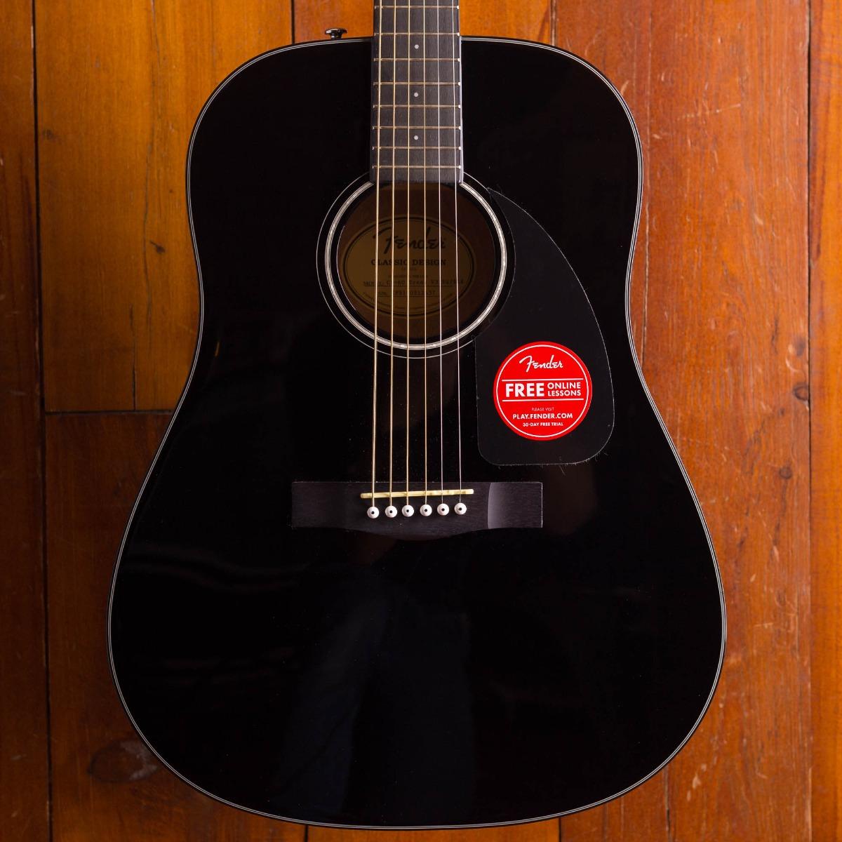 Fender CD 60 V3 Black