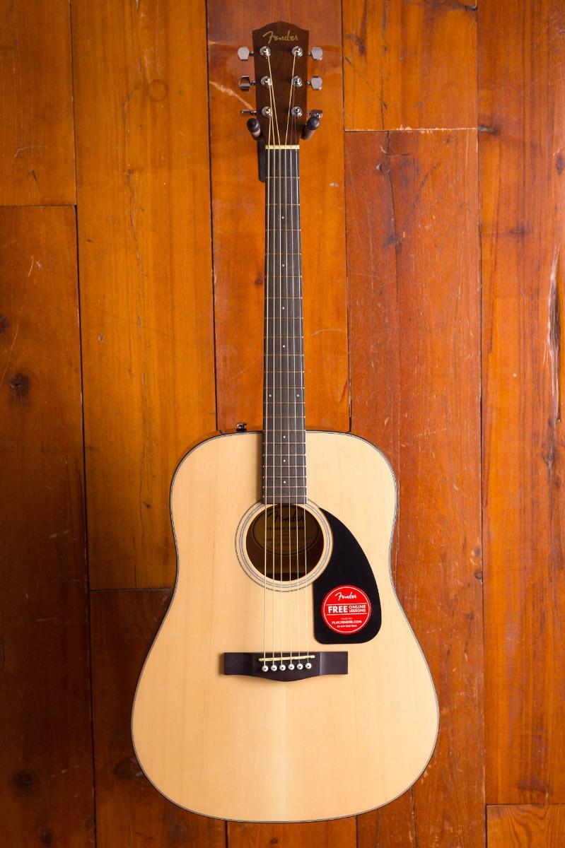 Fender CD 60 V3 Natural