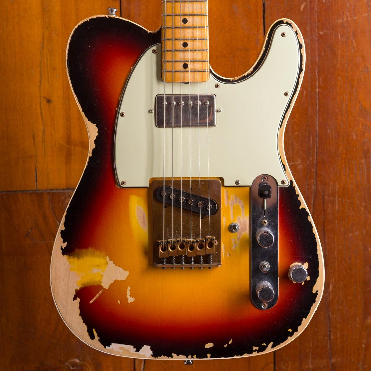 Fender CS Andy Summers John Cruz Masterbuilt 1961 Telecaster