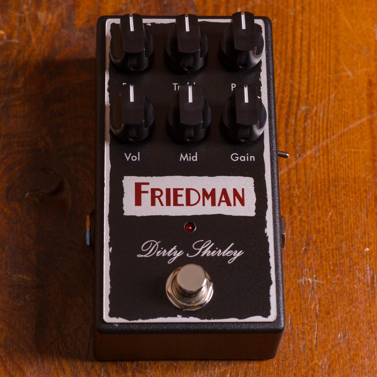 Friedman Dirty Shirley Pedal
