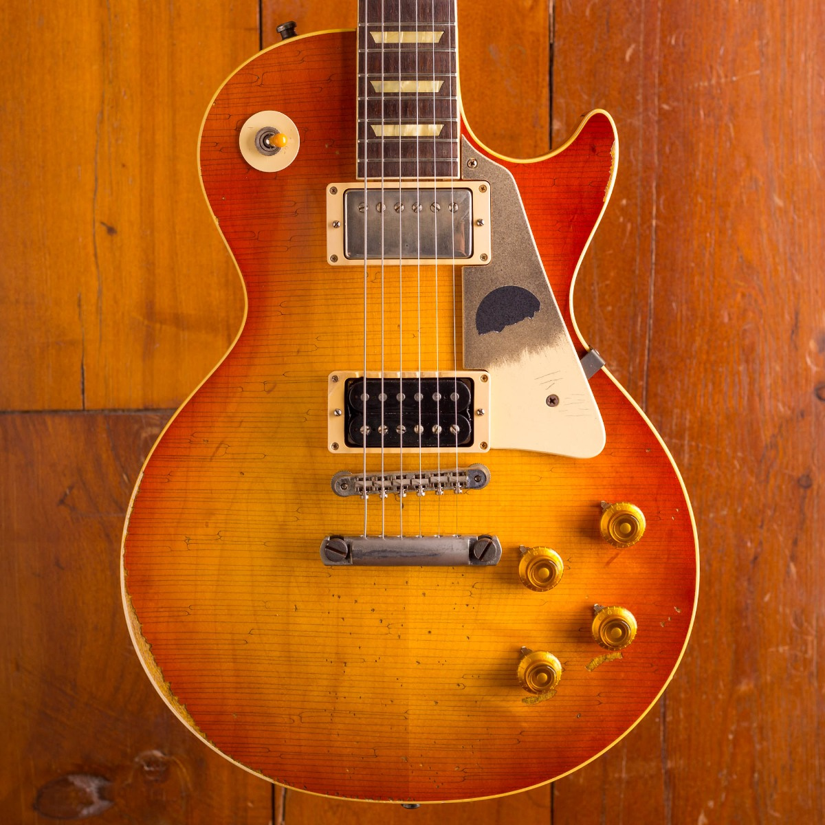 Gibson Custom Slash Les Paul 1958 First Standard AGED SIGNED 006 of 50