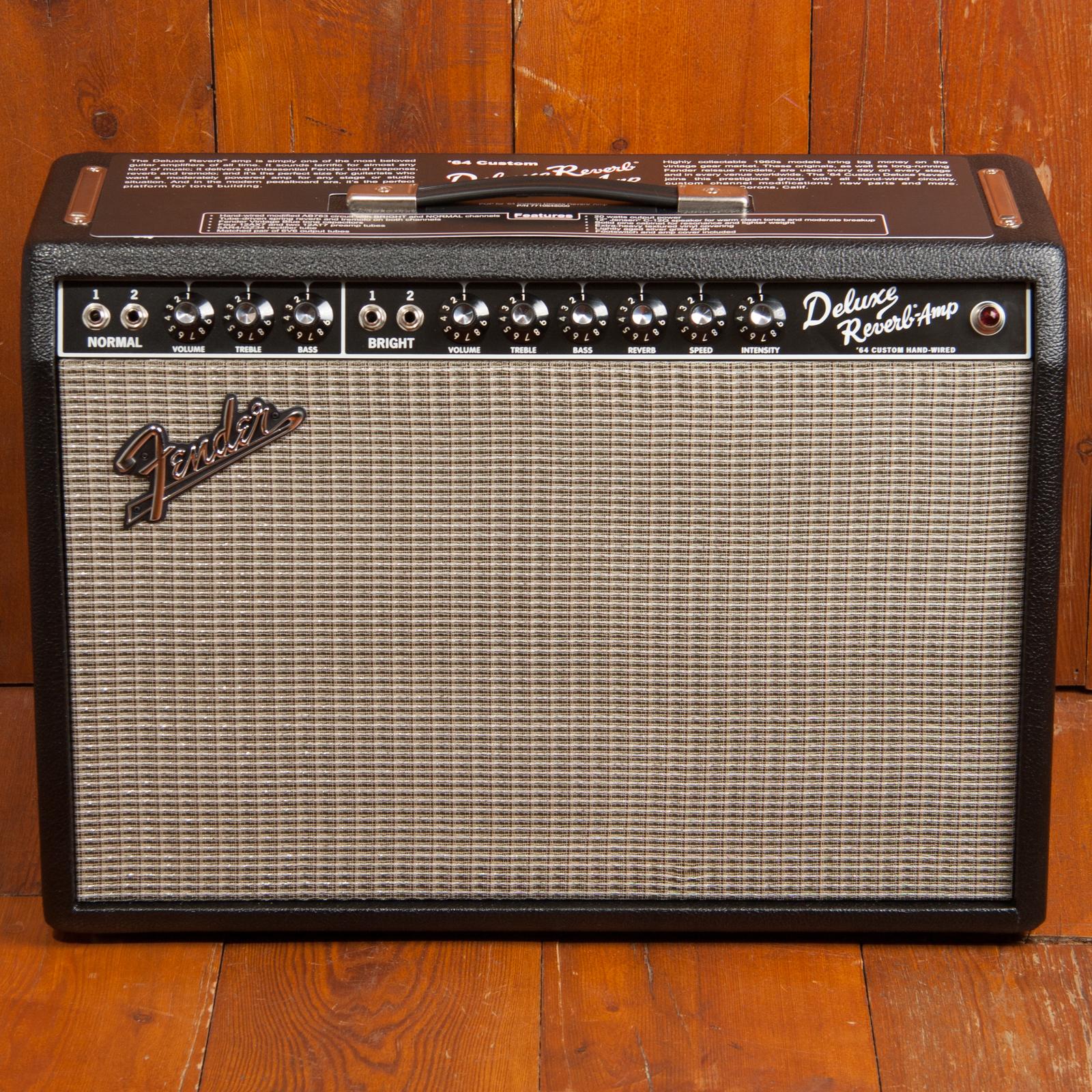 Fender'64 Custom Deluxe Reverb 230V E