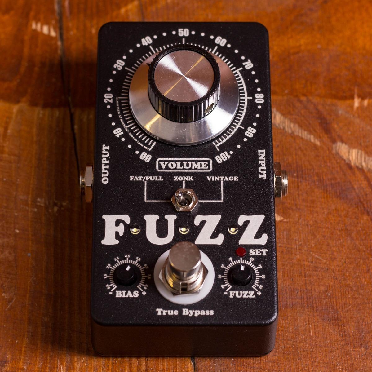 King Tone Guitar Mini Fuzz Germanium