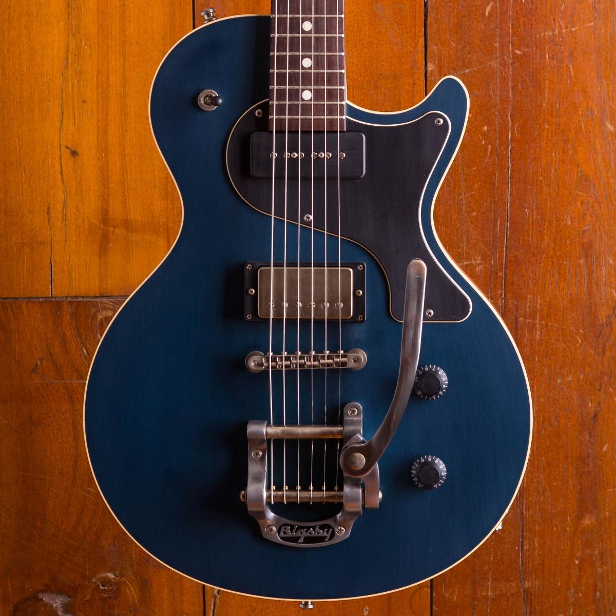 Nik Huber Krautster II Petrol Blue