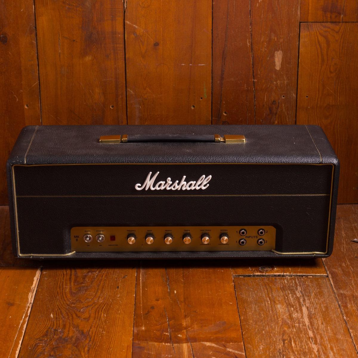 Marshall Plexi Reissue 1987X Metroamp PTP board