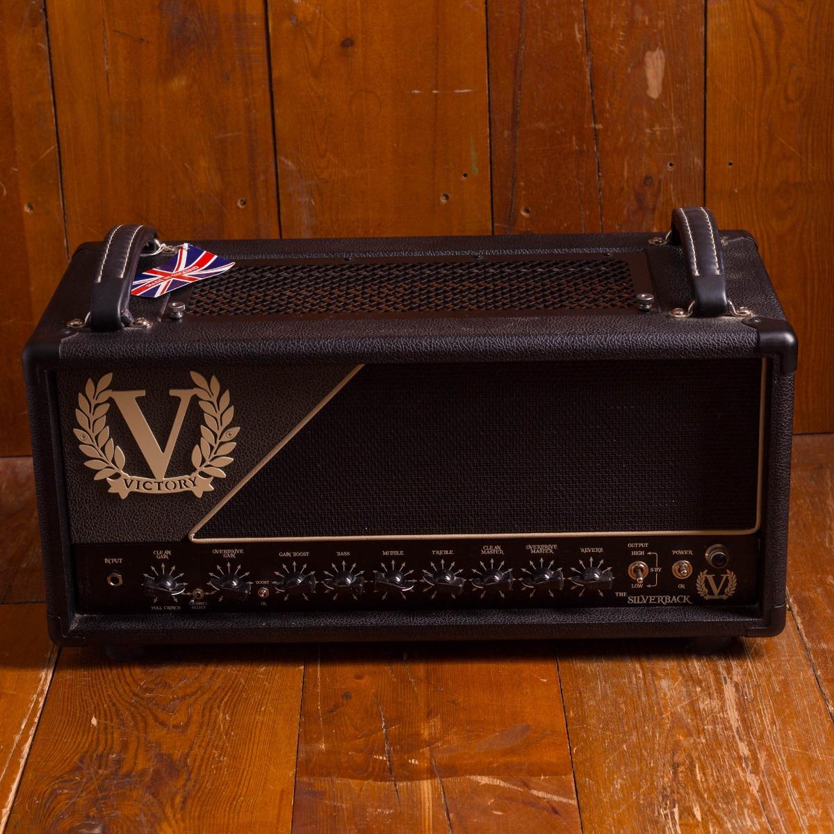 Victory Amplification Silverback